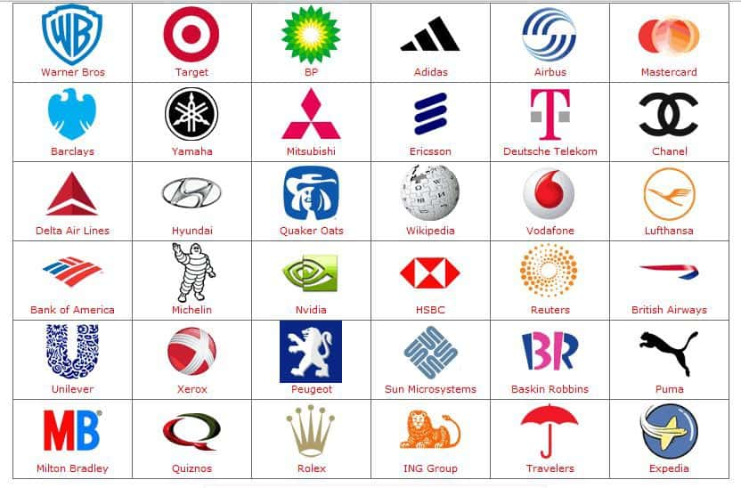 Logos hold many subliminal messages