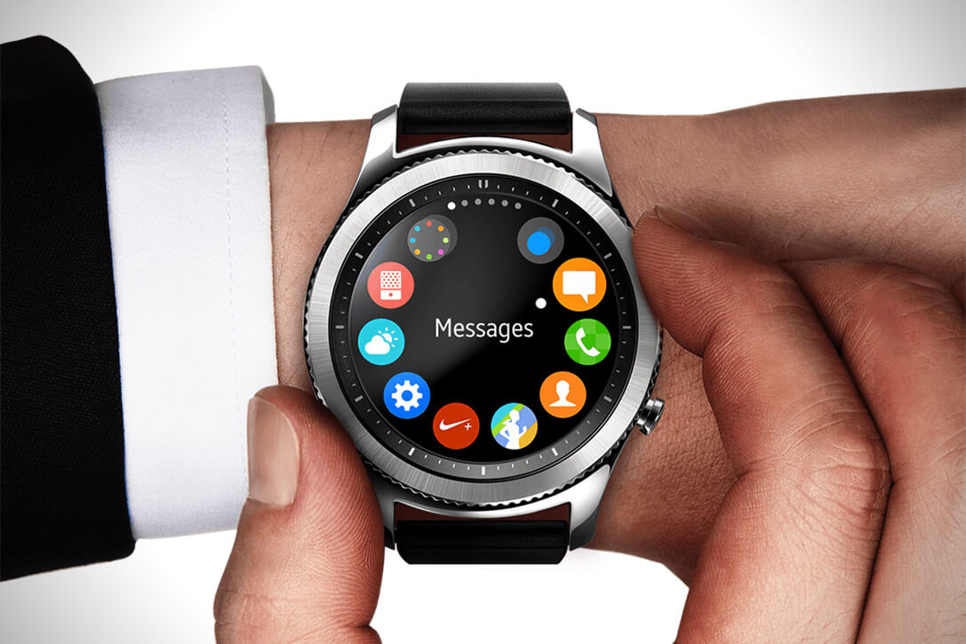 Learn about the advantages of wearing a smartwatch from Samsung