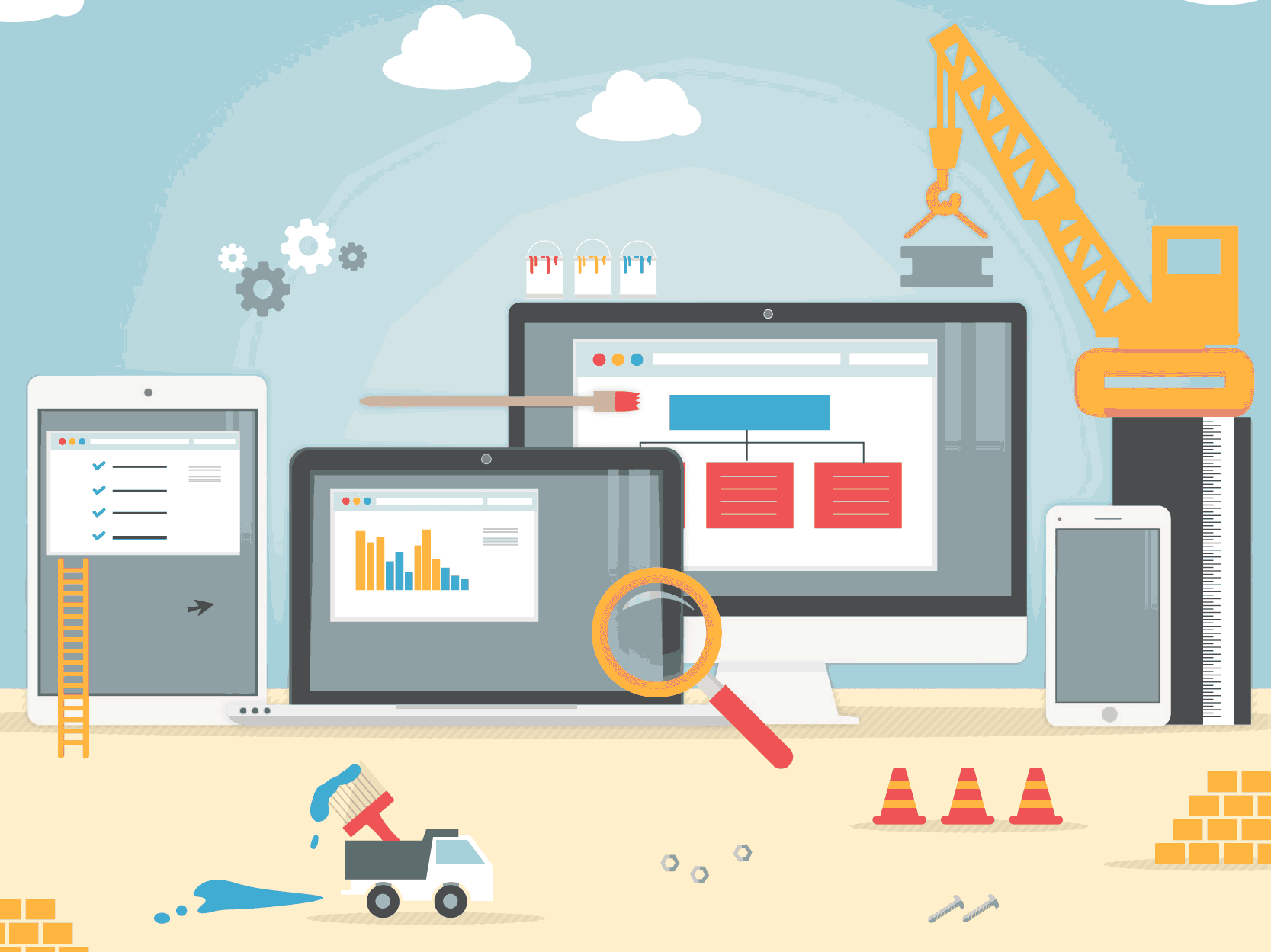 Free website builders: learn more about these platforms