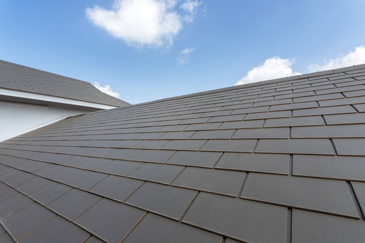 New roof for your house